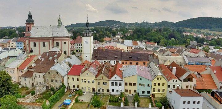 Prohlídky historického centra Hranic