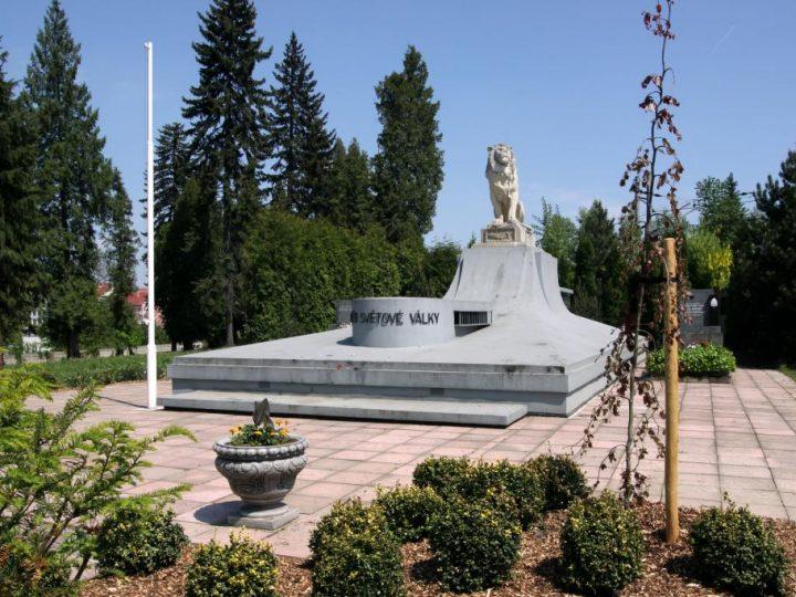 Městský hřbitov a mauzoleum