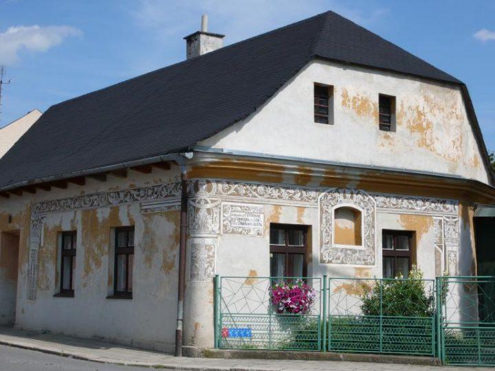 Dům s renesančními sgrafity