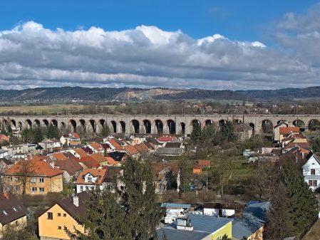 Viadukty / fotogalerie / Viadukty z dálky