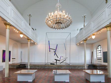 Galerie Synagoga / fotogalerie / Výstavní prostory
