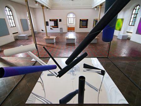 The Synagogue – a delicate yet fascinating landmark / fotogalerie / Interiér Synagogy