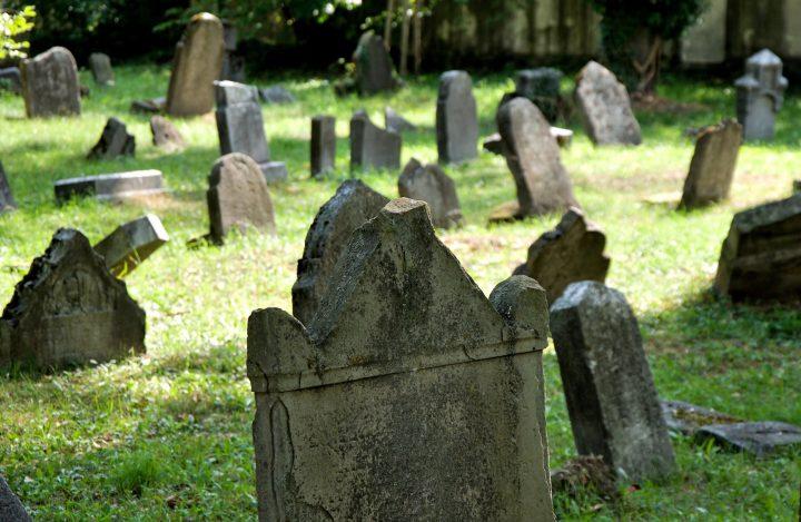 Židovský hřbitov - individuální návštěva