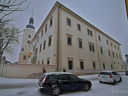 Zámek / fotogalerie / Zámek v zimě