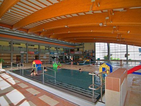 Plovárna Hranice / fotogalerie / Hranický aquapark