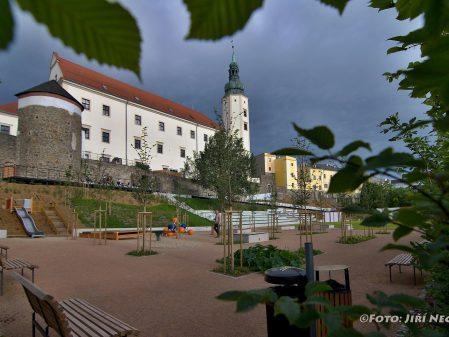 Zámek / fotogalerie / Zámek a zámecká zahrada