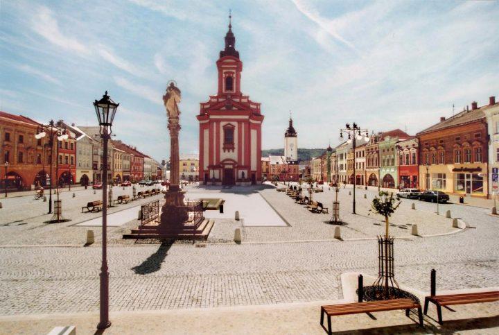 Městská památková zóna - prohlídka města s průvodcem