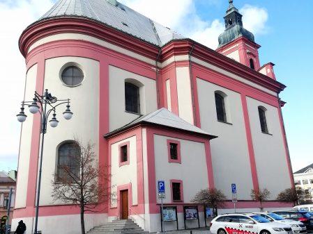 Kostel Stětí sv. Jana Křtitele / fotogalerie / Kostel Stětí sv. Jana Křtitele