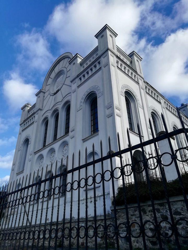Synagoga (Foto: Kateřina Macháňová)