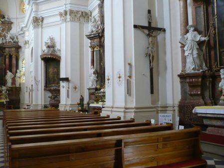 Kostel Stětí sv. Jana Křtitele / fotogalerie /