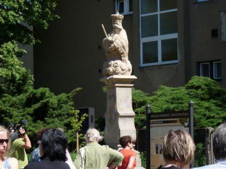 Popraviště a socha Panny Marie Pod Lipami / fotogalerie /