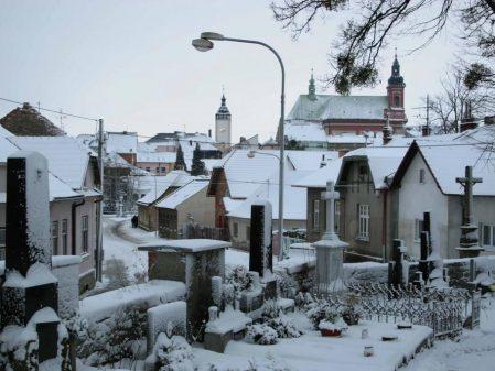 Městský hřbitov a mauzoleum / fotogalerie /