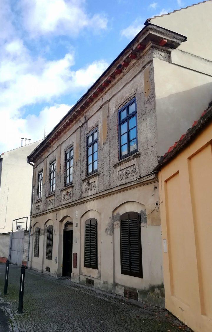 Dům Jana Pinkavy (Foto: Kateřina Macháňová)