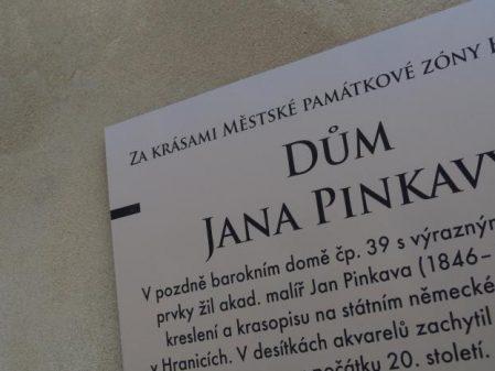 Dům Jana Pinkavy / fotogalerie / Dům Jana Pinkavy