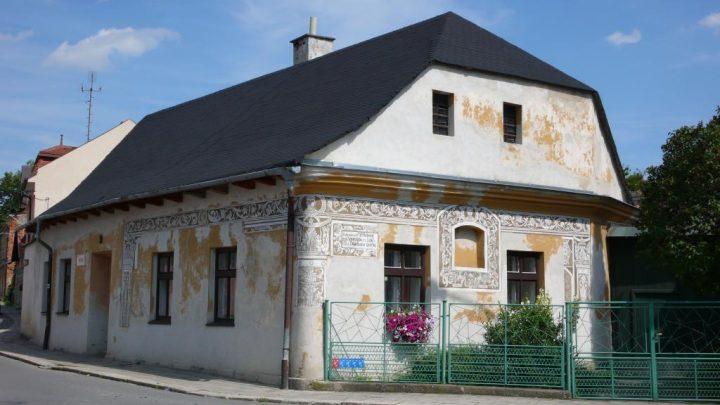 Dům se sgrafity