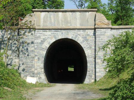 Tunel ve Slavíči / fotogalerie / Tunel ve Slavíči