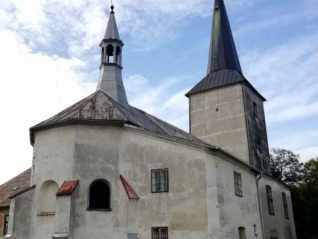 Potštátské skalní město a hrad Puchart / fotogalerie / Kostel sv. Bartoloměje