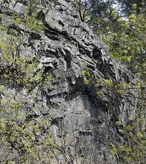 Potštátské skalní město a hrad Puchart / fotogalerie /
