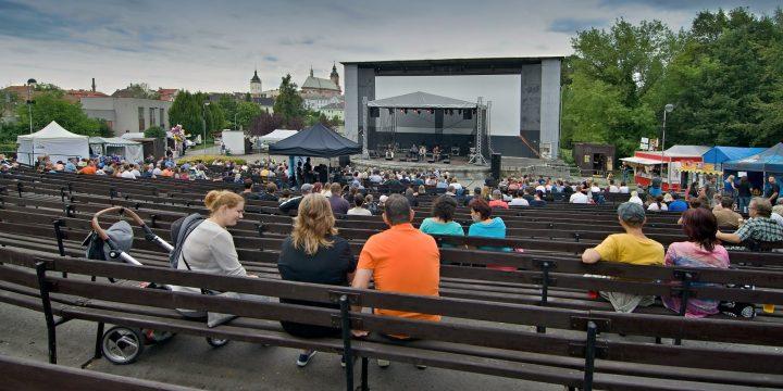 Letní kino Hranice