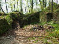 Zřícenina hradu Drahotuše