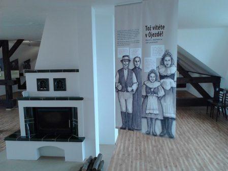 Expozice Jak se žilo v Ójezdě