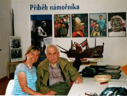 Muzeum námořníka Tomáše Vítka / fotogalerie /