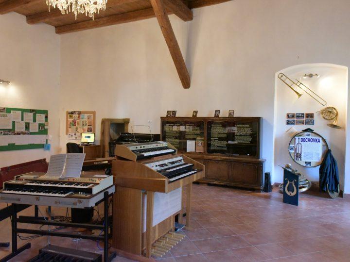 Hudební a filmové muzeum v Hustopečích nad Bečvou (Foto:https://www.strednimorava-tourism.cz/)