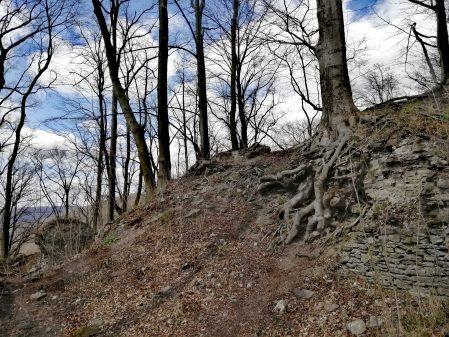 Zřícenina hradu Drahotuch / fotogalerie / Zřícenina hradu Drahotuch