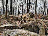 Zřícenina hradu Drahotuch
