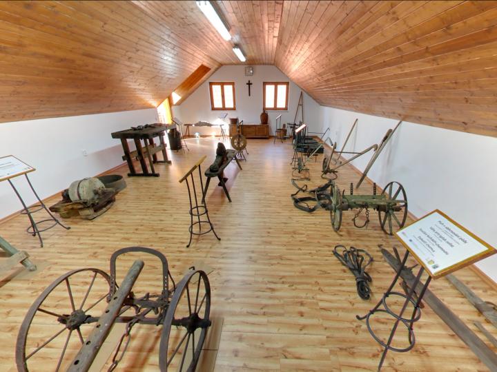 Muzeum zemědělské techniky Bělotín (Foto: www.belotin.cz)