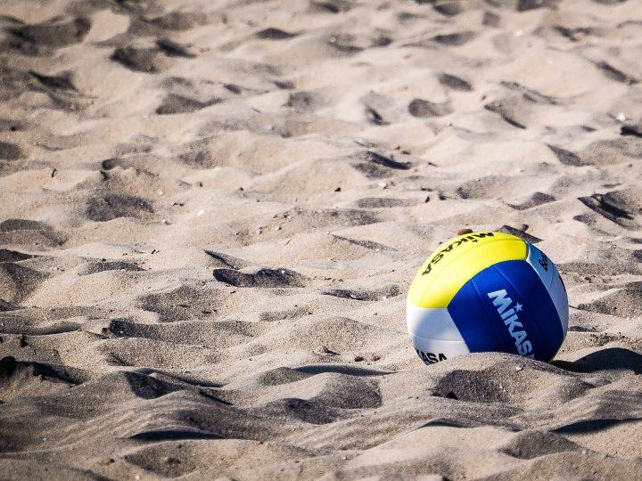 Plážový volejbal (Foto: www.pixabay.com)