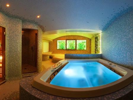 Wellness / fotogalerie / Wellness Zámecký hotel Zlatý orel