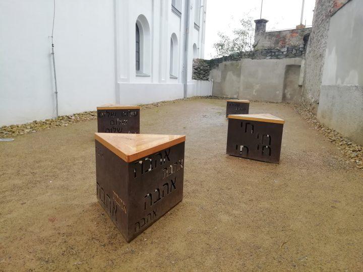 Proluka u židovské synagogy  (Foto: Kateřina Macháňová)