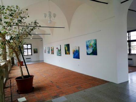 Galerie Severní křídlo zámku / fotogalerie / Galerie Severní křídlo zámku