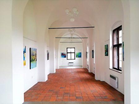 Galerie Severní křídlo zámku