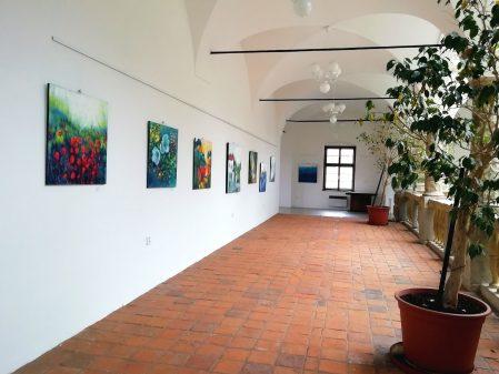 Galerie Severní křídlo zámku / fotogalerie / Evangelická modlitebna