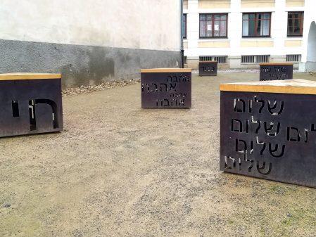 Proluka u Synagogy / fotogalerie / Proluka u židovské synagogy