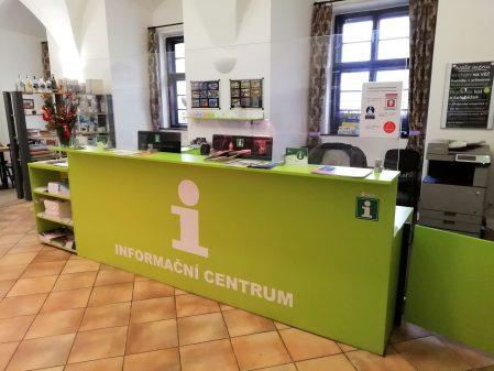Turistické informační centrum / fotogalerie / TIC Hranice
