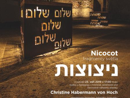 Proluka u Synagogy / fotogalerie / Pozvánka na slavnostní odhalení proluky