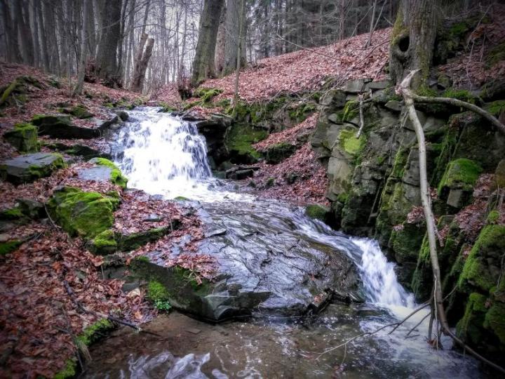 Partutovický vodopád (Zdroj: vodopady.info)