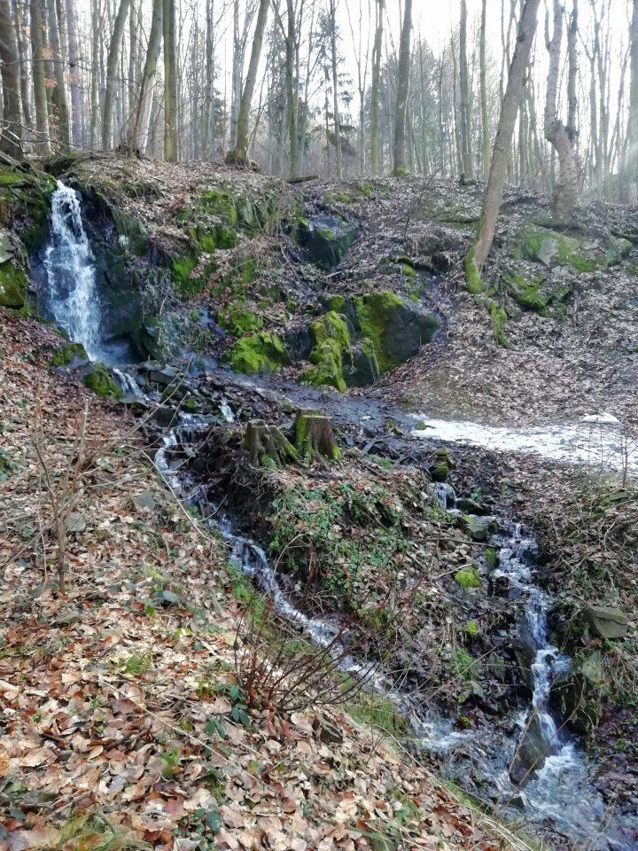 Vodopád na Rybářích (Foto: Kateřina Macháňová )