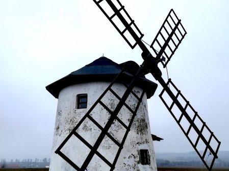 Balerův mlýn / fotogalerie / Balerův větrný mlýn