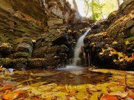 Žabnický vodopád