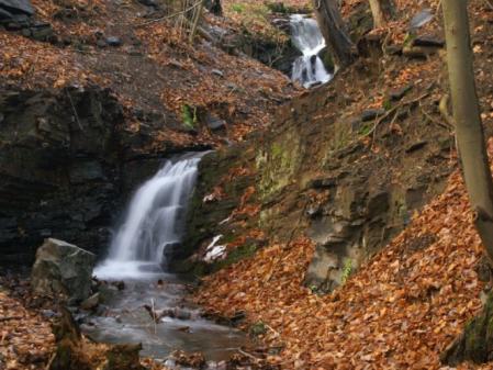 Žabnický vodopád / fotogalerie / Žabnický vodopád